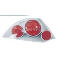 Eclipse {talon}  Фонарь задний внешний левый+правый (комплект) тюнинг (EAGLE EYES) внутри красно-хромированный