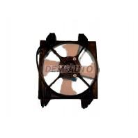 Galant  Мотор+вентилятор радиатора охлаждения механика