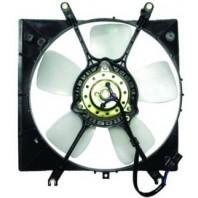 Galant {gs- mt)(s/es/ls- at}  Мотор+вентилятор радиатора охлаждения с корпусом {GS- MT)(S/ES/LS- AT}