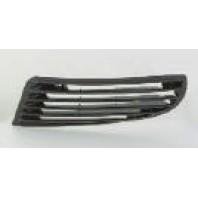 Galant  Решетка радиатора левая (USA) черного цвета