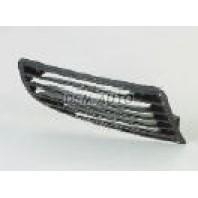 Galant  Решетка радиатора правая (USA) черного цвета