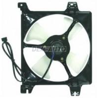 Galant  Мотор+вентилятор конденсатора кондиционера с корпусом 3 (USA)