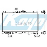 Galant  Радиатор охлаждения механика 2 2.4 2.5 (KOYO)