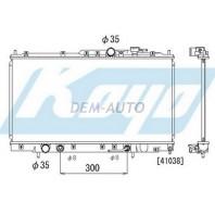 Galant  Радиатор охлаждения автомат 2 2.4 2.5 (KOYO) (USA)