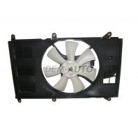 Galant  Мотор+вентилятор радиатора охлаждения с корпусом 2.4 (USA)