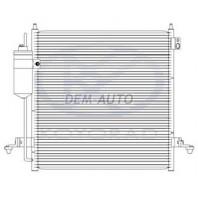 L200  Конденсатор кондиционера 2.5 (дизель) (KOYO)