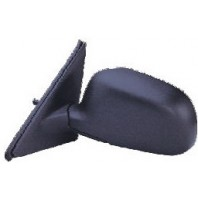Lancer  Зеркало левое механическое с тросиками (CONVEX) черное