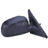 Lancer  Зеркало правое механическое с тросиками (CONVEX) черное