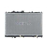 Lancer {+colt 96-/+mirage 1.8 at (96-02)}  Радиатор охлаждения автомат 1.3 1.5 1.6 (1 ряд)