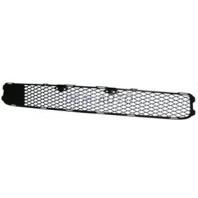 Lancer  Решетка бампера переднего центральная черная