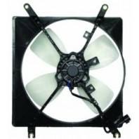 Lancer  Мотор+вентилятор радиатора охлаждения с корпусом