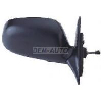 Lancer  Зеркало правое механическое с тросиками (FLAT) черное