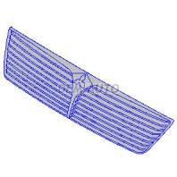 Lancer {+cedia}  Решетка радиатора хромированно-серая