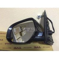 Outlander  Зеркало левое электрическое с подогревом, указателем поворота, автоскладыванием (ASPHERICAL)
