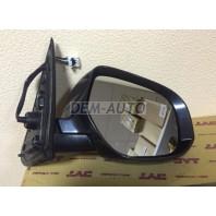 Outlander  Зеркало правое электрическое с подогревом, указателем поворота, автоскладыванием (CONVEX)
