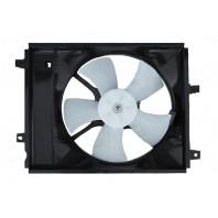 Pajero  Мотор+вентилятор радиатора охлаждения