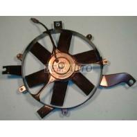 Pajero {montero}  Мотор+вентилятор конденсатора кондиционера с корпусом