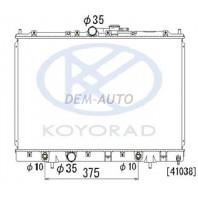 Pinin {4g93}  Радиатор охлаждения автомат (KOYO)