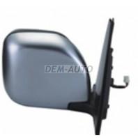 Pajero  Зеркало правое электрическое с подогревом, автоскладыванием хромированное