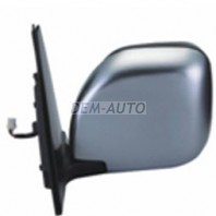 Pajero  Зеркало левое электрическое с подогревом, автоскладыванием черное