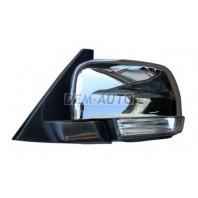 Pajero  Зеркало левое электрическое с подогревом, автоскладыванием, указателем поворота, подсветкой