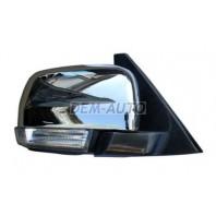 Pajero  Зеркало правое электрическое с подогревом, автоскладыванием, указателем поворота, подсветкой