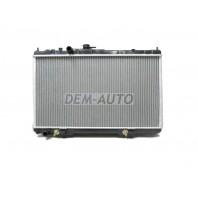 Almera classic  Радиатор охлаждения автомат (оригинал)