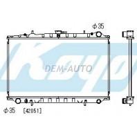Maxima  Радиатор охлаждения механика 3 (1 ряд)