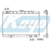 Радиатор охлаждения механика 2 3 (KOYO)