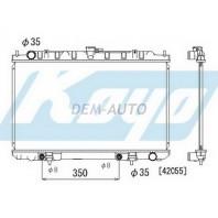 Радиатор охлаждения автомат 2 3 (KOYO)