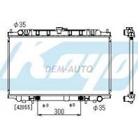 Maxima qx Радиатор охлаждения автомат 2 3 (2 ряд)