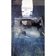 Micra  Зеркало левое электрическое с подогревом (ASPHERICAL) грунтованный