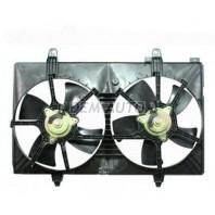 Murano  Мотор+вентилятор радиатора охлаждения двухвентиляторный