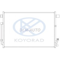 Murano  Конденсатор кондиционера(KOYO)