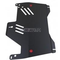 Murano  Защита поддона двигателя , с креплением , 3.5 , сталь