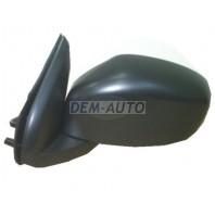 Patfinder  Зеркало левое с электрическим подогревом (FLAT) черное