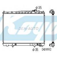 Patfinder {+terrano/qx4}  Радиатор охлаждения механика 3.3 (KOYO)
