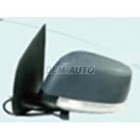 Pathfinder {navara 06-}  Зеркало левое электрическое с подогревом , с указателем поворота , с подсветкой (CONVEX)
