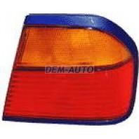 P10  Фонарь задний внешний правый (4 дв) желто-красный