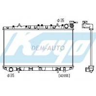 P10  Радиатор охлаждения механика 1.8 (KOYO)
