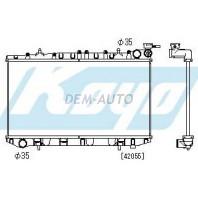 P10  Радиатор охлаждения механика 1.8