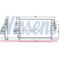 P10  Конденсатор кондиционера (R134A)
