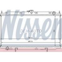 P11 Радиатор охлаждения механика 1.6 1.8 2