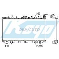 Радиатор охлаждения механика 2 (бензин) 1.7 (дизель) (KOYO)
