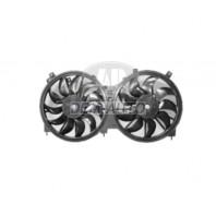 Teana {2.5  3.5 + murano 09-}  Мотор+вентилятор радиатора охлаждения двухвентиляторный