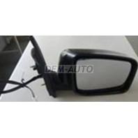 X-trail  Зеркало правое электрическое с подогревом грунтованное (CONVEX)