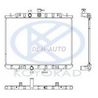 X-trail  Радиатор охлаждения 2.5 вариатор (CVT) , механика (KOYO)