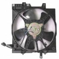 Forester  Мотор+вентилятор радиатора охлаждения с корпусом