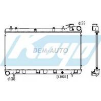 Impreza  Радиатор охлаждения механика 1.5 1.6 1.8 2 (KOYO)