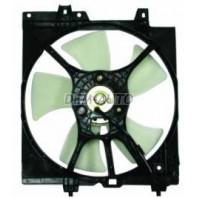 Impreza  Мотор+вентилятор радиатора охлаждения с корпусом